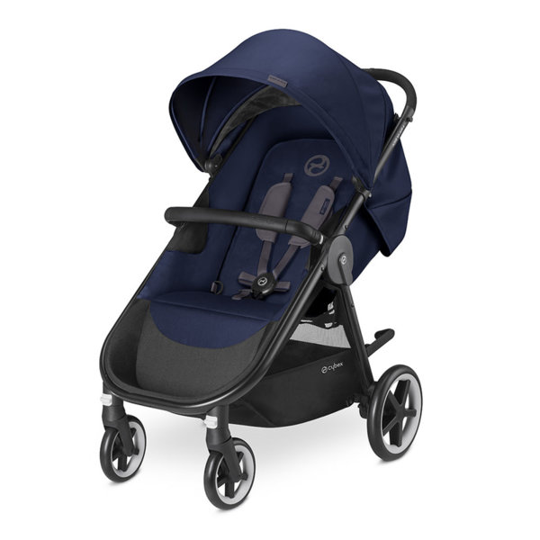 Cybex Бебешка количка Agis M Air 4 Midnight Blue 2017